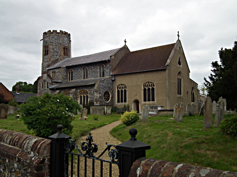 St Margaret's, Old Catton